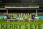 Team photo of Kilmoyley at the Gaelic Grounds, Limerick<br /> <br /> Photo: Oisin McHugh True Media