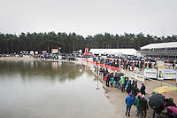 pits area next to the lake<br /> <br /> Krawatencross Lille 2017
