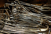 A range of surgical tools. Royalty Free