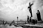 Charles Bridge, Prague, Czech Republic..