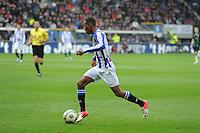 VOETBAL: HEERENVEEN: Abe Lenstra Stadion, 21-10-2012, SC Heerenveen - FC Groningen, Einduitslag 3-0, Rajiv van La Parra (#7 | SCH), ©foto Martin de Jong