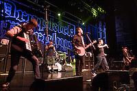 Dropkick Murphys at The Forum, Melbourne, 29 May 2008