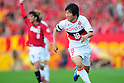 Kensuke Nagai (Grampus), APRIL 24th, 2011 - Football : 2011 J.League Division 1 match between Urawa Red Diamonds 3-0 Nagoya Grampus Eight at Saitama Stadium 2002 in Saitama, Japan. The J.League resumed on Saturday 23rd April after a six week enforced break following the March 11th Tohoku Earthquake and Tsunami. All games kicked off in the daytime in order to save electricity and title favourites Kashima Antlers are still unable to use their home stadium which was damaged by the quake. Velgata Sendai, from Miyagi, which was hard hit by the tsunami came from behind for an emotional 2-1 victory away to Kawasaki. .(Photo by AFLO)