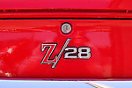 Camaro Z28 Emblem