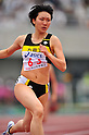 Chisato Tanaka (JPN), JUNE 10th, 2011 - Athletics : The 95th Japan Athletics National Championships Saitama 2011, Women's 400m at Kumagaya Athletic Stadium, Saitama in Japan. (Photo by Jun Tsukida/AFLO SPORT) [0003]