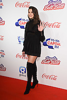 LONDON, UK. December 3, 2016: Dua Lipa at the Jingle Bell Ball 2016 at the O2 Arena, Greenwich, London.<br /> Picture: Steve Vas/Featureflash/SilverHub 0208 004 5359/ 07711 972644 Editors@silverhubmedia.com