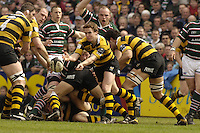 Leicester, ENGLAND, Eoin Redden, Guinness Premiership Rugby,  Leicester Tigers vs London Wasps © Peter Spurrier/Intersport-images.com.