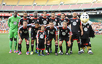 D.C. United Starting Eleven. D.C. United defeated Montreal Impact 3-0 at RFK Stadium, Saturday June 30, 2012.