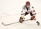 Katelyn Kurth (BC - 14) - The visiting Boston University Terriers defeated the Boston College Eagles 1-0 on Sunday, November 21, 2010, at Conte Forum in Chestnut Hill, Massachusetts.