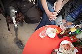 Landmine survivors meeting in Doboj.