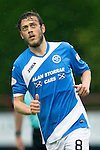 St Johnstone FC&hellip; Season 2016-17<br />Murray Davidson<br />Picture by Graeme Hart.<br />Copyright Perthshire Picture Agency<br />Tel: 01738 623350  Mobile: 07990 594431