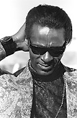 Chuck Berry at the Monterey Jazz Festival, 1969<br /> Photo Credit: Baron Wolman\AtlasIcons.com