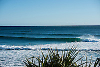 Coolangatta, Queensland Australia. (Wednesday August 27, 2014) –  The Gold Coast has had a run of good surf for the past 4 days with all the points from Snapper to Burleigh producing great waves.. Photo: joliphotos.com