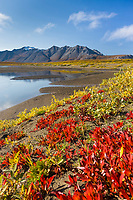 Atigun river number two, Endicott mountains of the Brooks range, arctic, Alaska.