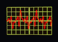 OSCILLOSCOPE TRACE: HARMONICA (A440)<br />