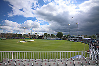 Dark skies over the ground during Essex CCC vs Hampshire CCC, Specsavers County Championship Division 1 Cricket at The Cloudfm County Ground on 20th May 2017