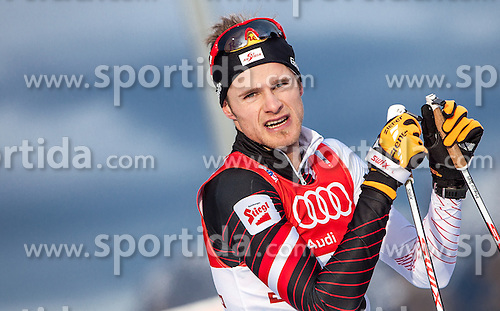 18.01.2014, Casino Arena, Seefeld, AUT, FIS Weltcup Nordische Kombination, Seefeld Triple, Langlauf, im Bild Marco Pichlmayer (AUT) // Marco Pichlmayer (AUT) during Cross Country at FIS Nordic Combined World Cup Triple at the Casino Arena in Seefeld, Austria on 2014/01/18. EXPA Pictures © 2014, PhotoCredit: EXPA/ JFK