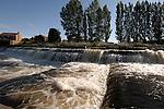River Ure, Boroghbridge, North Yorkshire,England.