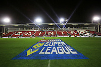 Picture by Chris Mangnall/SWpix.com - 03/03/2017 - Rugby League - Betfred Super League - St Helens v Wakefield Trinity - The Totally Wicked Stadium, Langtree Park, St Helens, England <br />
