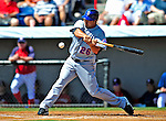10 March 2009: New York Mets' infielder Rob Mackowiak in action during a Spring Training game against the Washington Nationals at Space Coast Stadium in Viera, Florida. The Nationals and Mets tied 5-5 in the 10-inning Grapefruit League matchup. Mandatory Photo Credit: Ed Wolfstein Photo