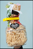 BNPS.co.uk (01202) 558833<br /> Picture: LauraJones/BNPS<br /> <br /> The first Weevil discovery in the cook Italian fusilli pasta bought from Tesco by Hayley O'Shea from Bournemouth, Dorset.  <br /> <br /> Fears have been raised that a batch of supermarket pasta could be contaminated with beetle bugs after a second customer discovered an infestation in a packet.Mary Randall, 60, was about to start cooking dinner when she found a swarm the black weevil bugs inside her unopened bag of fusilli pasta.Mrs Randall, from Ringwood, Hants, purchased the 500g bag from a branch of Tesco in Salisbury.She is the second person in as many weeks to have discovered the swarm of bugs in the 'Cook Italian' pasta packets.