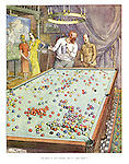 """""""Of course it isn't snooker, but it's jolly colour!"""""""