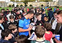 England RL Training Session - 17 Oct 2016