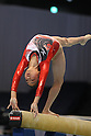 Asuka Teramoto (JPN), JULY 2nd, 2011 - Artistic gymnastics : Japan Cup 2011 Women's Team Competition Balance Beam at Tokyo Metropolitan Gymnasium, Tokyo, Japan. (Photo by YUTAKA/AFLO SPORT) [1040].