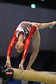 Asuka Teramoto (JPN), JULY 2nd, 2011 - Artistic gymnastics : Japan Cup 2011 Women's Team Competition Balance Beam at Tokyo Metropolitan Gymnasium, Tokyo, Japan. (Photo by YUTAKA/AFLO SPORT) [1040].
