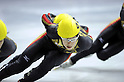 Yuzo Takamido (JPN), .JANUARY 31, 2011 - Short Track : .during the practice time during the 7th Asian Winter Games in Astana, Kazakhstan.  .(Photo by AFLO) [0006]