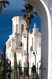 San Xarier mission