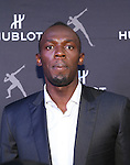 HUBLOT GALERIE OPENING IN MIAMI WITH USAIN BOLT