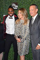 Jason Derulo, Rita Wilson &amp; Tom Hanks at the arrivals for &quot;An Unforgettable Evening&quot;, to benefit the Women's Cancer Research Fund, at The Beverly Wilshire Hotel. Beverly Hills, USA 16 February  2017<br /> Picture: Paul Smith/Featureflash/SilverHub 0208 004 5359 sales@silverhubmedia.com