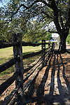 Fence with shadows Colonial Williamsburg Virginia, Williamsburg Virginia 1699 to 1780 capital Commonwealth of Virginia molding democracy for the United States of America.  Williamsburg was the center of government, education and culture in the Colony of Virginia, george Washington, Thomas Jefferson, Patrick Henry, James Monroe, Hames Madison, George Wythe, Peyton Randolph and others molded democracy for the United States,