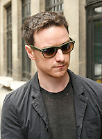 James McAvoy Spotting London
