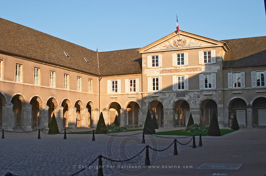 town hall beaune cote de beaune burgundy france