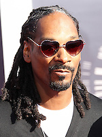LOS ANGELES, CA, USA - AUGUST 24: Snoop Dogg at the 2014 MTV Video Music Awards held at The Forum on August 24, 2014 in the Los Angeles, California, United States. (Photo by Xavier Collin/Celebrity Monitor)