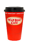 Wild Bean Cafe Take Away Coffee - 2011