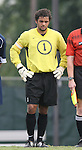 Penn State's Conrad Taylor on Sunday September 3rd, 2006 at Fetzer Field on the campus of the University of North Carolina Chapel Hill in Chapel Hill, North Carolina. The North Carolina Tarheels defeated the Penn State Nittany Lions 1-0 in an NCAA Division I Men's Soccer game.