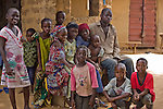 Children in Abuja, Nigeria