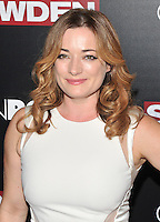 New York,NY-September 13: Laura Michelle Kelly attends the 'Snowden' New York premiere at AMC Loews Lincoln Square on September 13, 2016 in New York City. @John Palmer / Media Punch