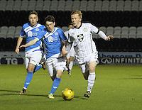 St Mirren v St Johnstone Development League 101016