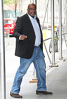 Christopher Darden at 'The View' in NYC