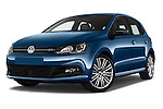 Volkswagen Polo Blue GT Hatchback 2016