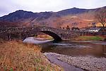 Grange Packhorse Bridge, Lake District