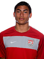 USMNT U-17 Portraits, January 20, 2011