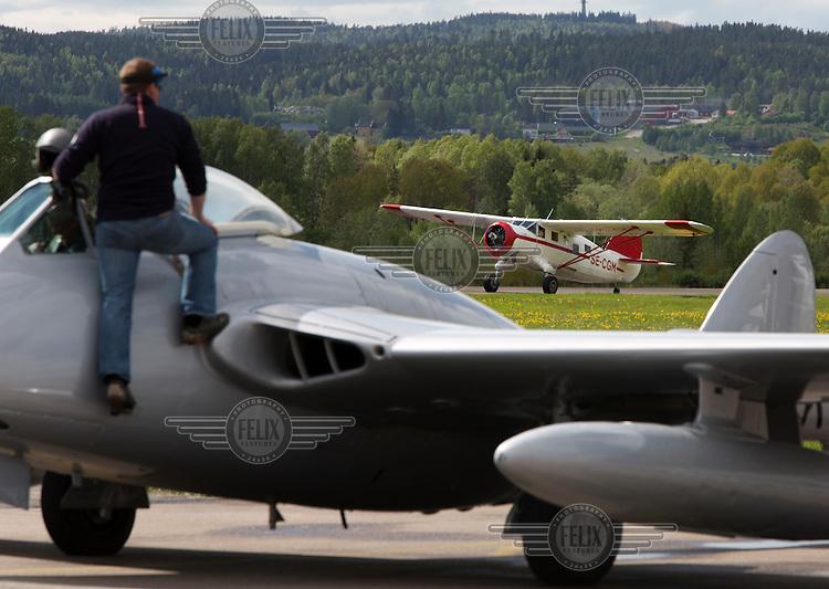 Kjeller Air Show 2015