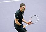 Cal vs UW Men's Tennis 4/6/13