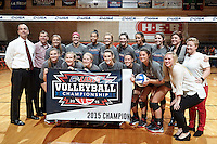 151122-Conference USA Volleyball Championship