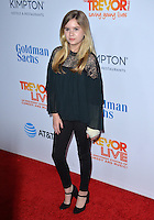 BEVERLY HILLS, CA. December 4, 2016: Kyla Kenedy at the 2016 TrevorLIVE LA Gala at the Beverly Hilton Hotel.<br /> Picture: Paul Smith/Featureflash/SilverHub 0208 004 5359/ 07711 972644 Editors@silverhubmedia.com